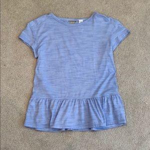Ivivva peplum T-shirt